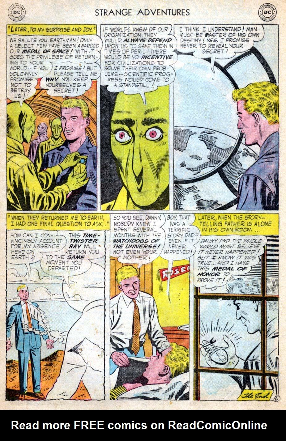 Strange Adventures (1950) issue 62 - Page 33