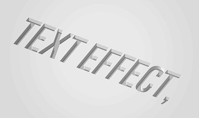 Debossed-Text-Effect