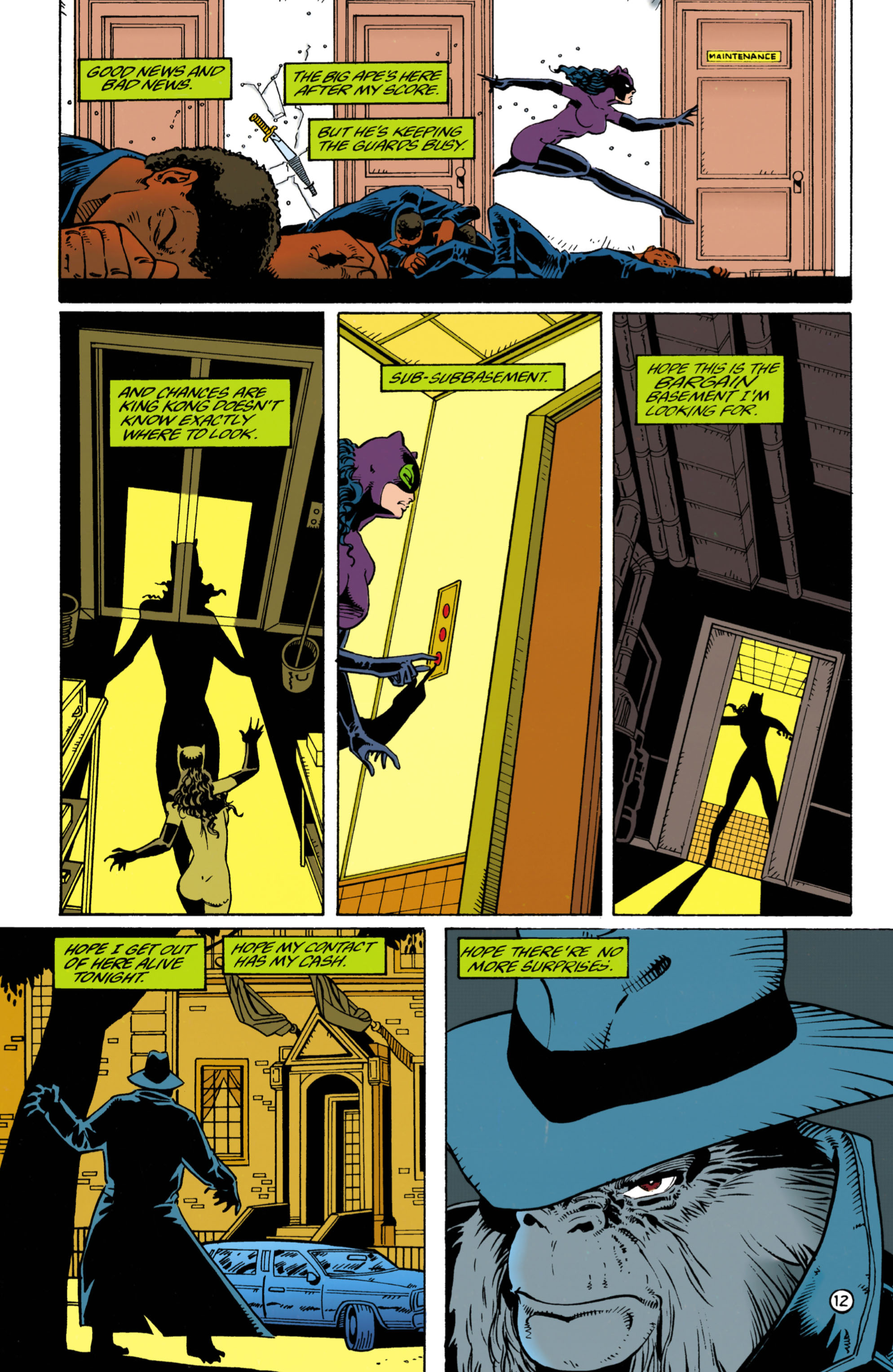 Catwoman (1993) Issue #27 #32 - English 13