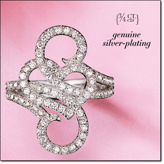 Signature Brilliance CZ Infinite Romance Ring