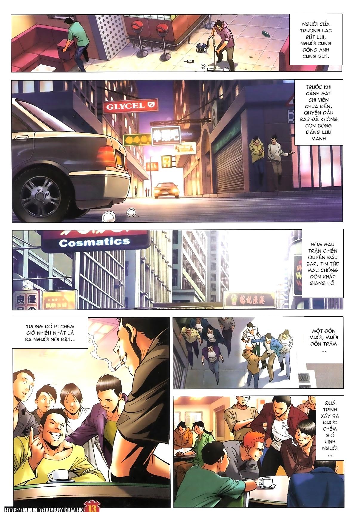 Người Trong Giang Hồ - Chapter 1600: Ngày tháng đã qua - Pic 10