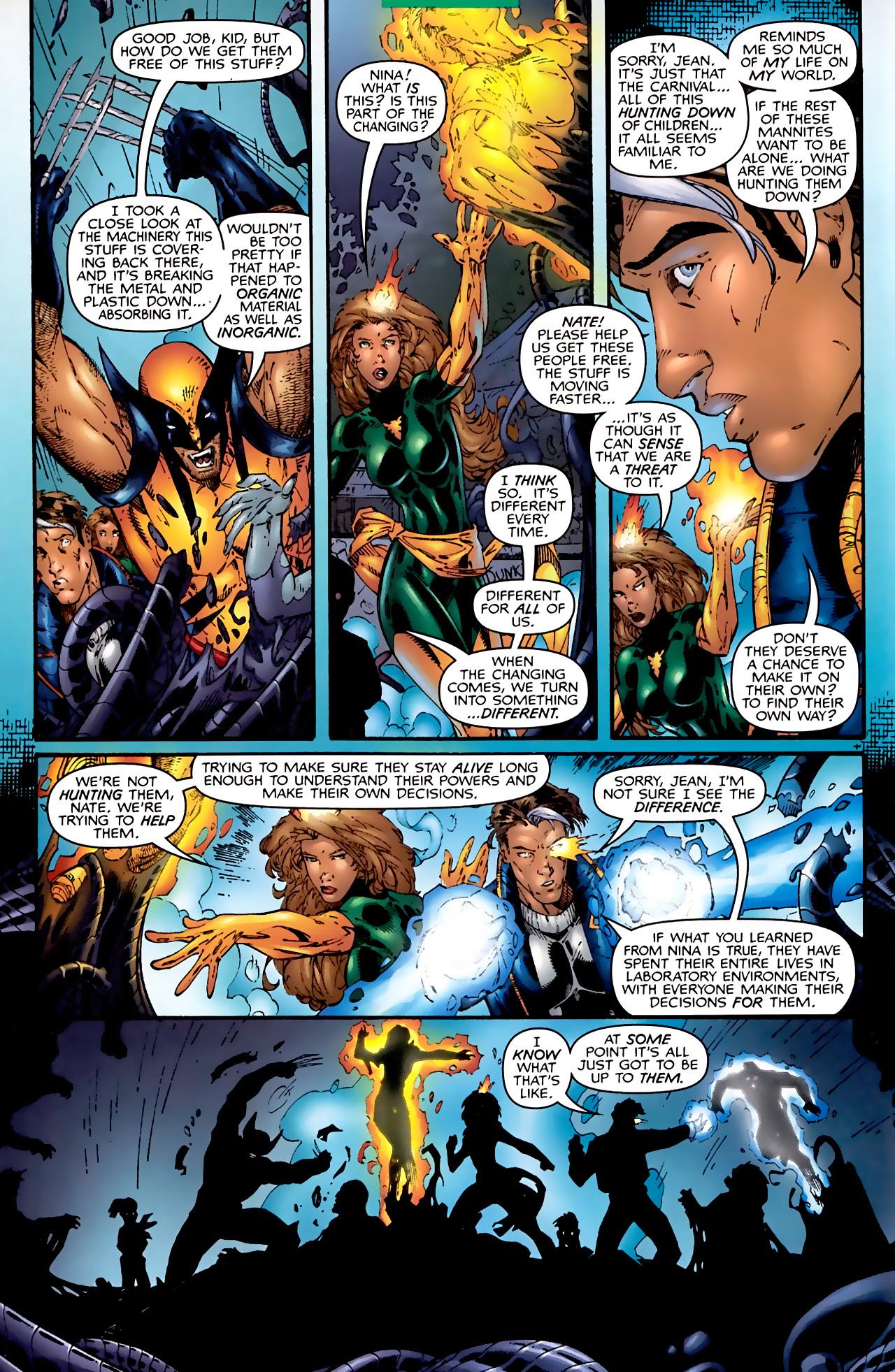 Read online Astonishing X-Men (1999) comic -  Issue #2 - 9