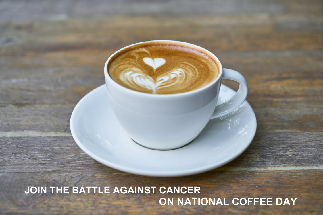 On National Coffee Day Friday September 29 2017 The Simple Routine Of Purchasing A Daily Cup Can Contribute To Assisting Those Battling