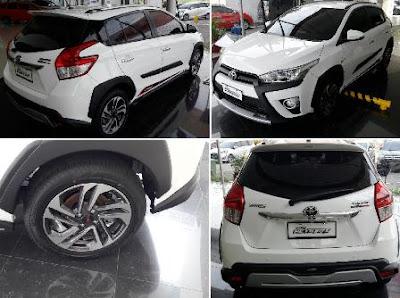 Promo Toyota Yaris Jakarta