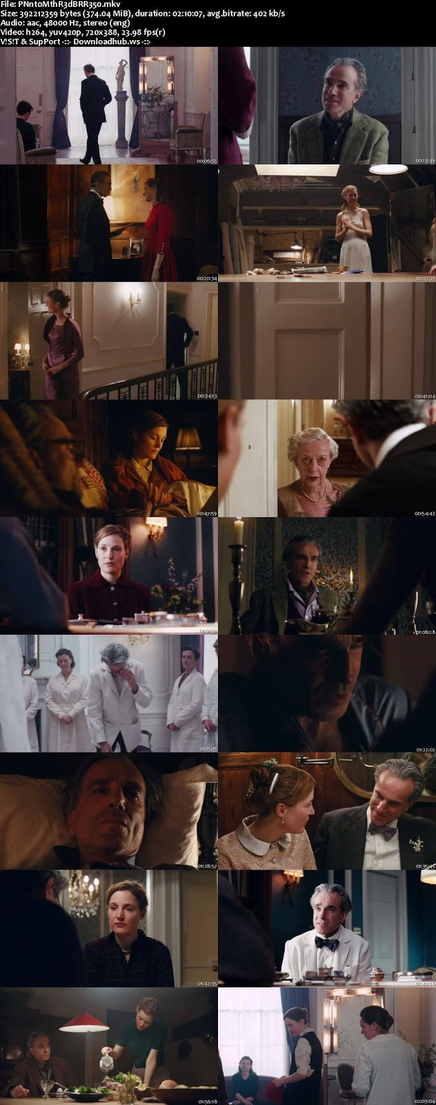 Phantom Thread 2017 English 480p BRRip ESubs