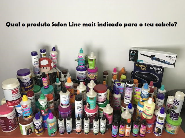 Como encontrar o creme Salon Line ideal!