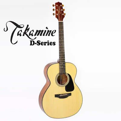Đàn Guitar Takamine D1D NS