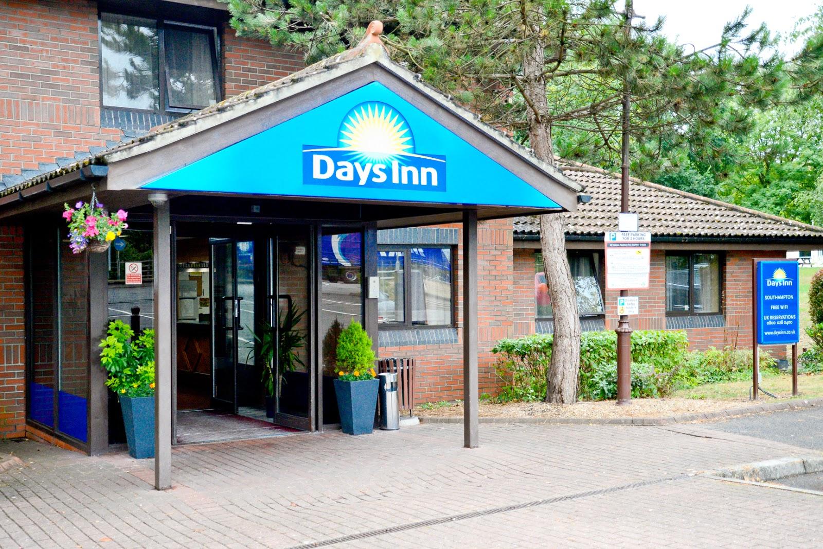 days inn southampton