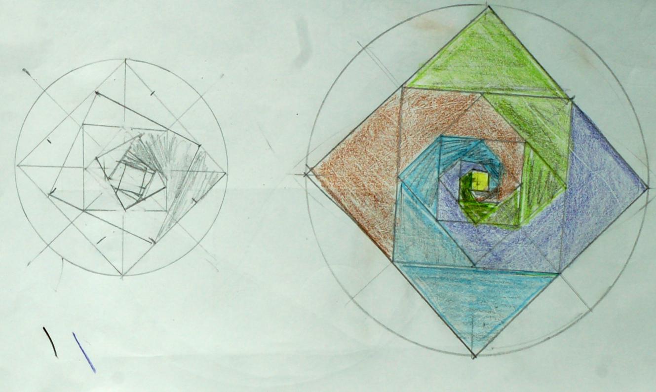 Renaissance Home Waldorf Sixth Grade Geometry