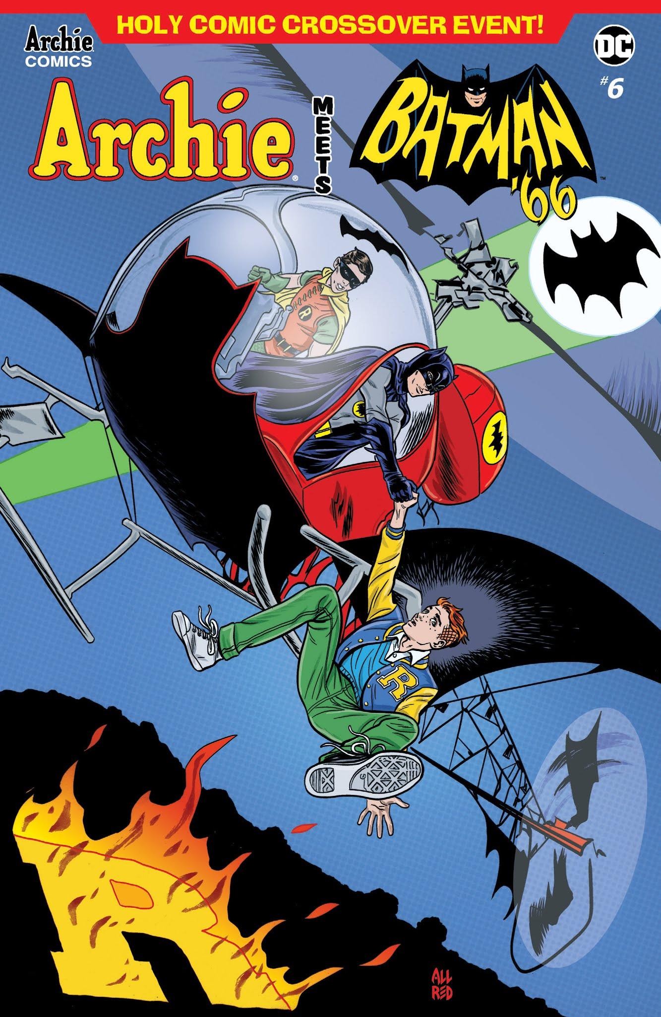 Archie Meets Batman 66 6 Page 1