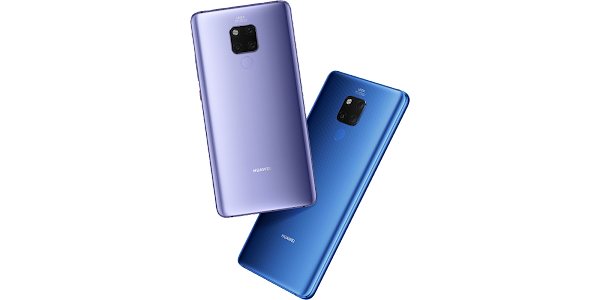 Huawei Mate 20 X - Design