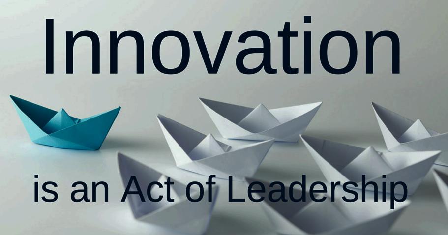 Innovation through creative leadership