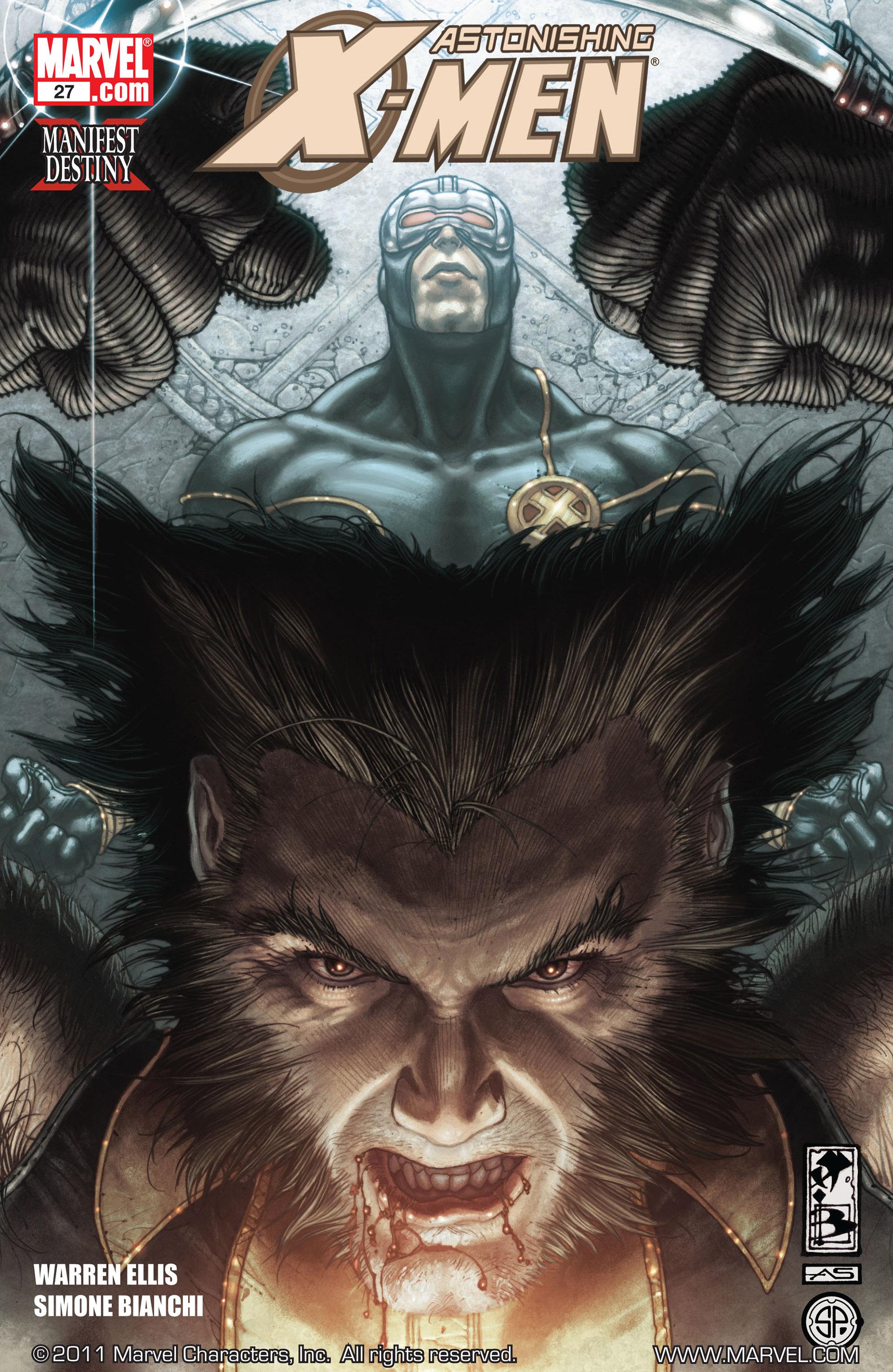Astonishing X-Men (2004) 27 Page 1