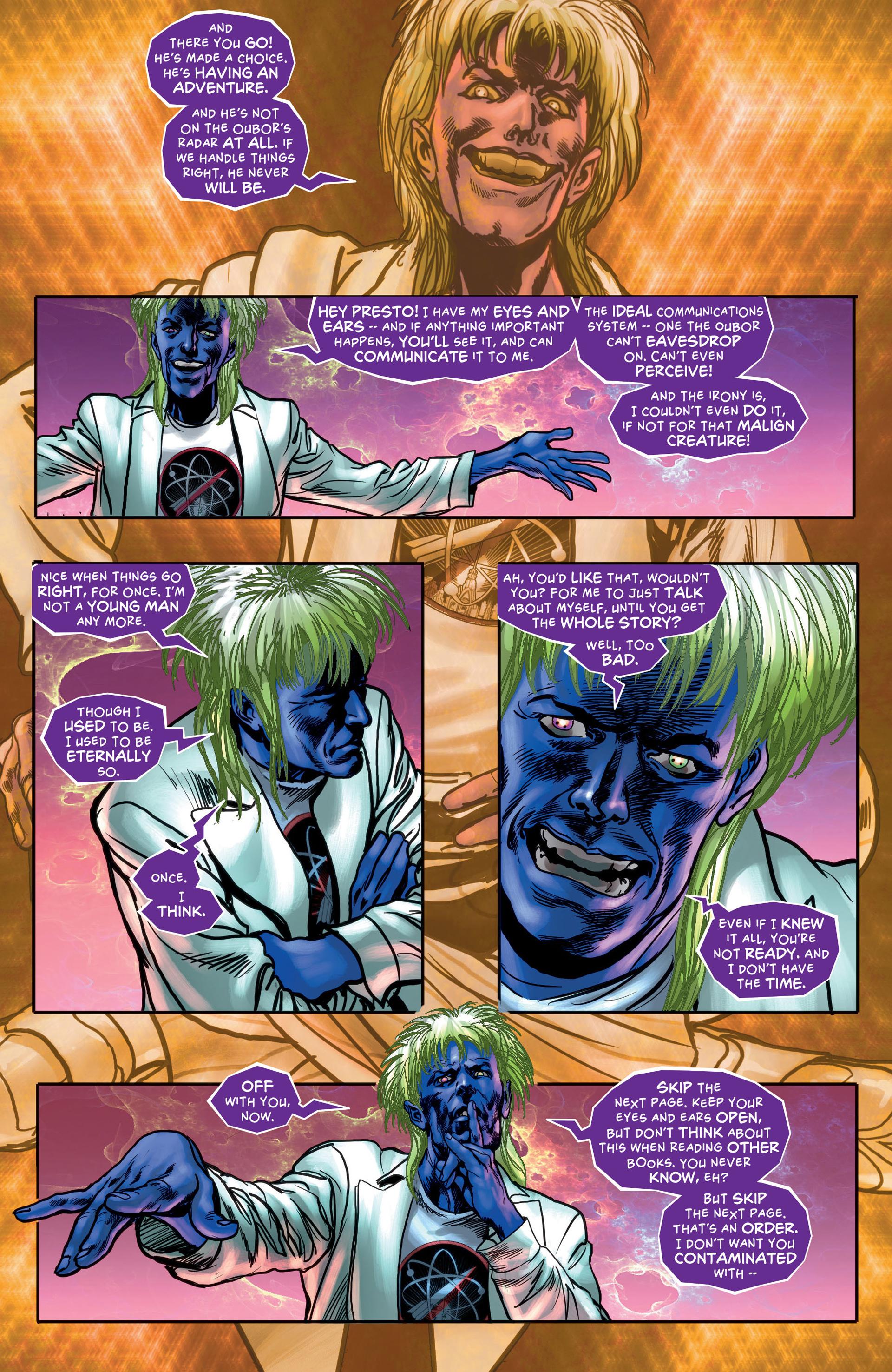 Read online Astro City comic -  Issue #1 - 23
