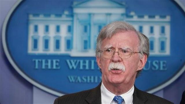 US National Security Adviser John Bolton unveils new sanctions to pressure Cuba, Venezuela