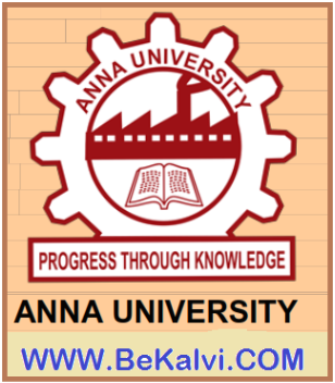 Anna University - ME6012 Maintenance Engineering ~ Anna