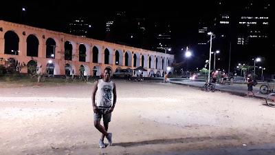Rio de janeiro brasil 2019 arcos da lapa