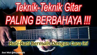 Belajar Gitar Untuk Pemula / Menengah