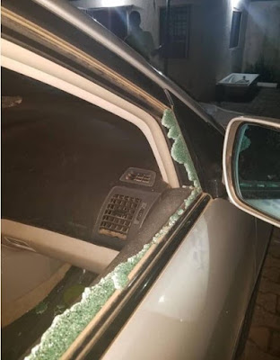 Lady Shares Her Robbery Experience In Lagos Traffic (Photos)