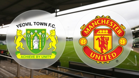 Yeovil Town vs Manchester United