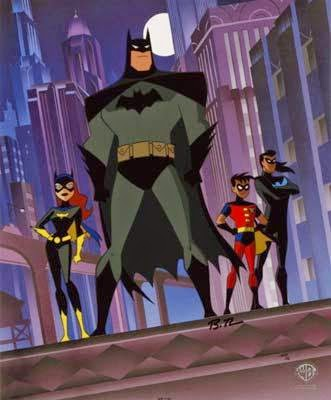 Batman Gotham Knights