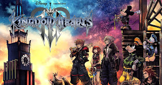 Kingdom Hearts 3 - Trailer completo da TGS 2018