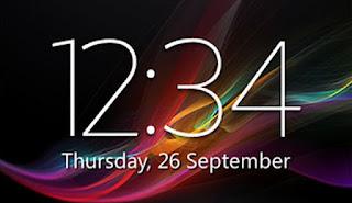 Cara menampilkan widget Jam di layar depan  Cara menampilkan widget Jam di layar depan hp android (xiaomi, oppo, asus dll)