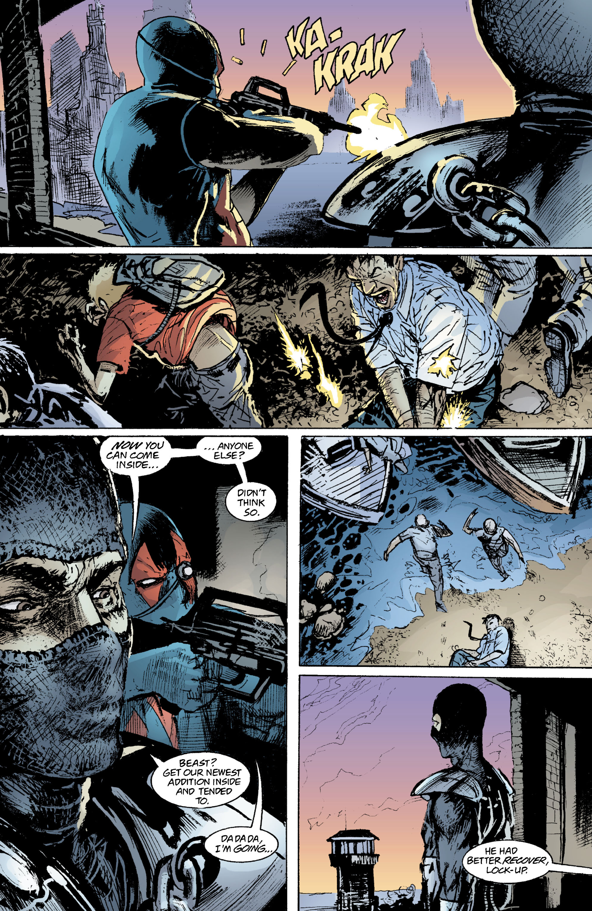 Detective Comics (1937) 732 Page 12