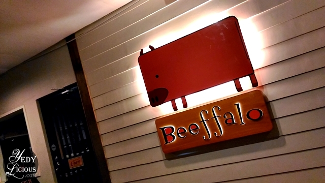 Beeffalo by Hotrocks Restaurant in Antipolo