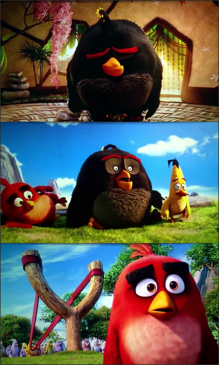 The Angry Birds Movie full movie