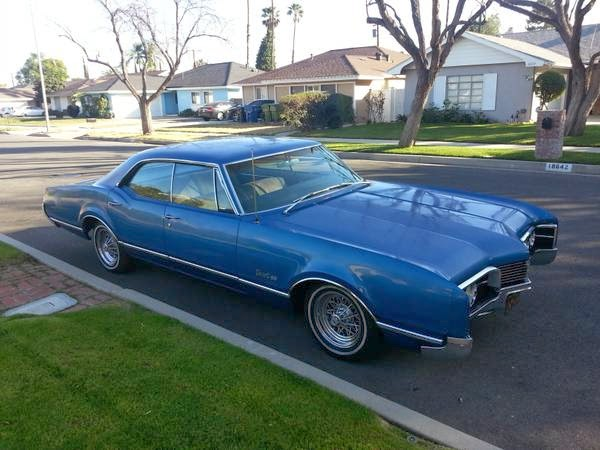 New Ford Torino >> 1967 Oldsmobile Delmont 88 for Sale - Buy American Muscle Car
