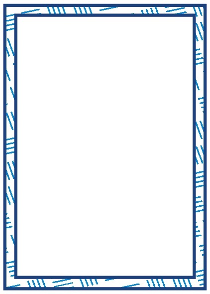 bordes con diseños para hombre, bordes con lineas azules, bordes con colores para hombres