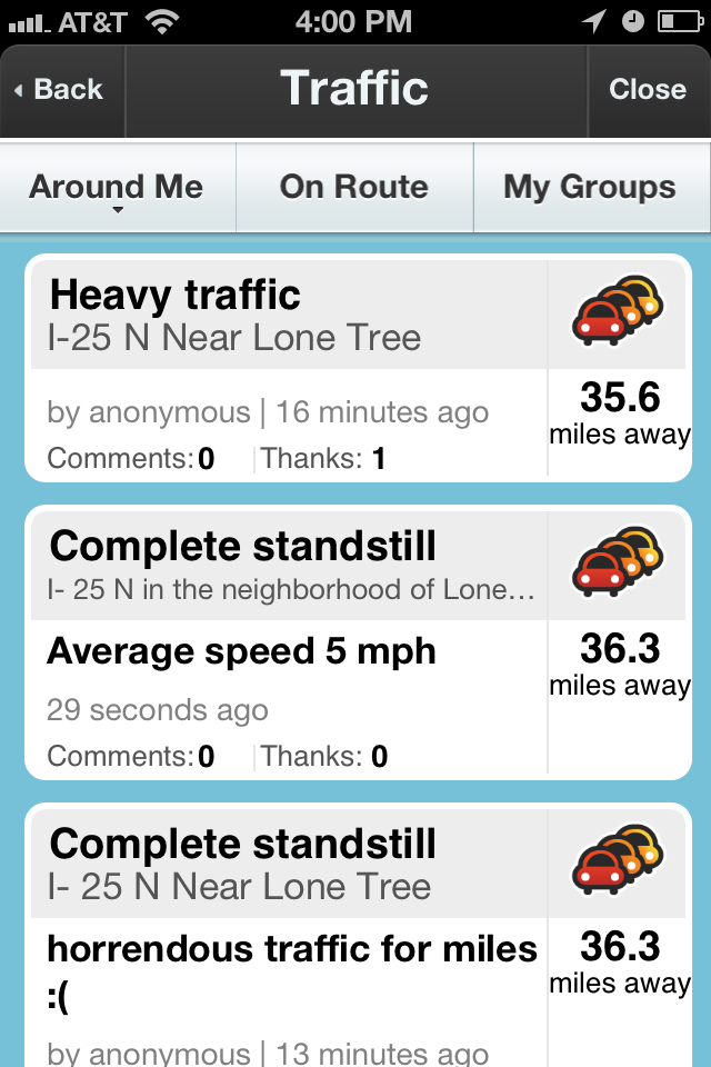 the good word groundswell: Waze is worth it - if only for