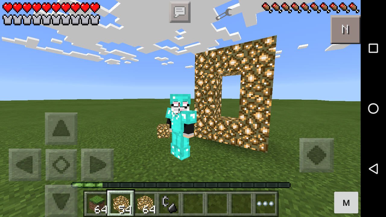 how to get the aether mod in minecraft pe
