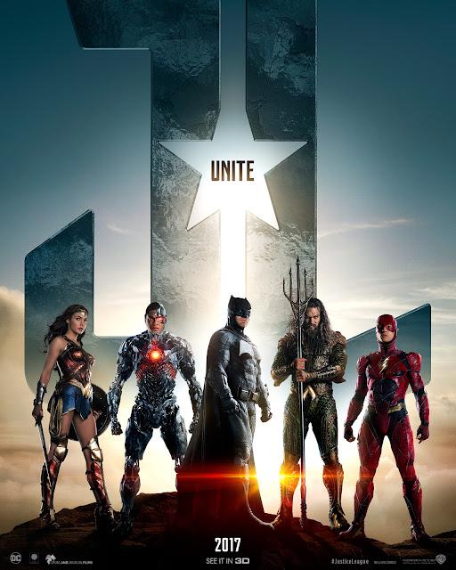 Justice League Unite Poster