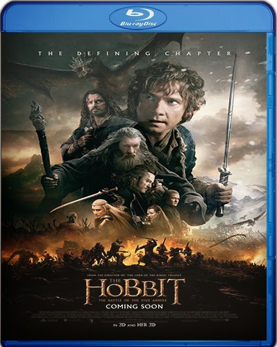 The Hobbit: The Battle of the Five Armies [2014] [BD25] [Latino]