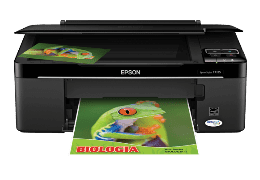 Image Epson TX-135 Printer Driver
