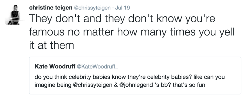 How To Be A Celebrity, According To Chrissy Teigen