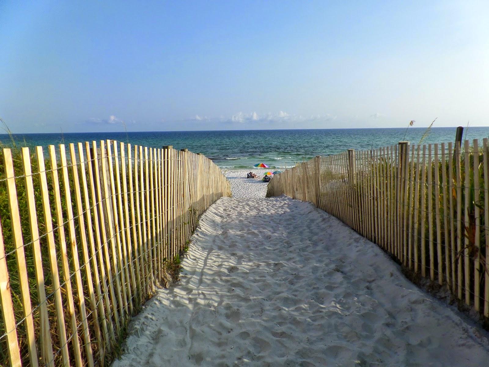 Seaside Florida, Seaside Florida Beach