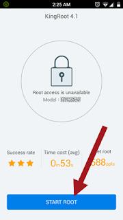 Cara Root Semua Perangkat Android dengan Kingroot