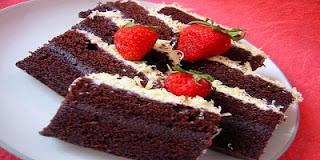 Resep Cara Membuat Brownies Kukus Coklat Keju
