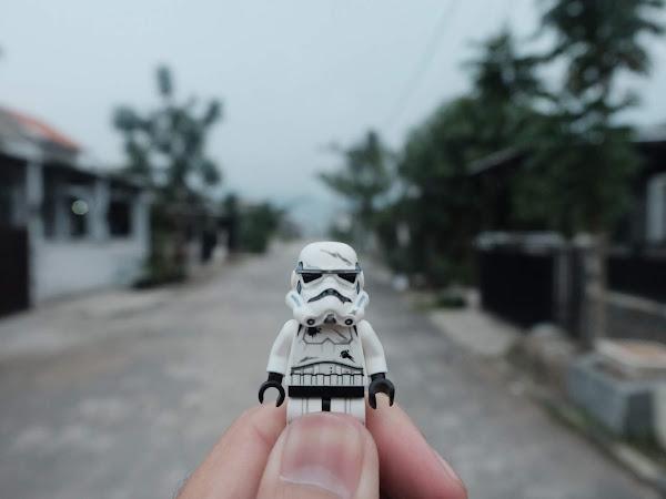 Mendadak Star Wars