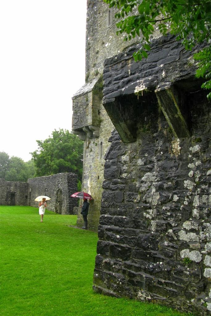 image of AUGHNANURE CASTLE, Oughterard, Co Galway, Ireland