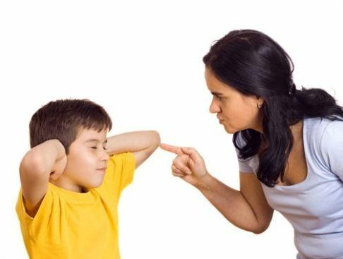 Cara menghadapi anak yang bandel dan nakal