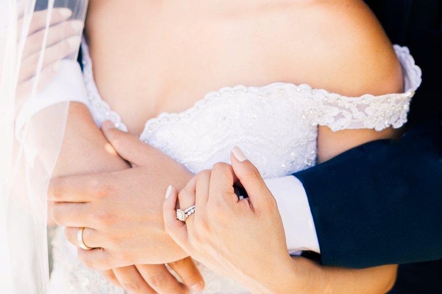 Romantic Washington Vineyard Wedding by Something Minted Photography