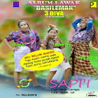 Upiak Isil - Album Lawak Basilemak 3 Diva (Full Album)