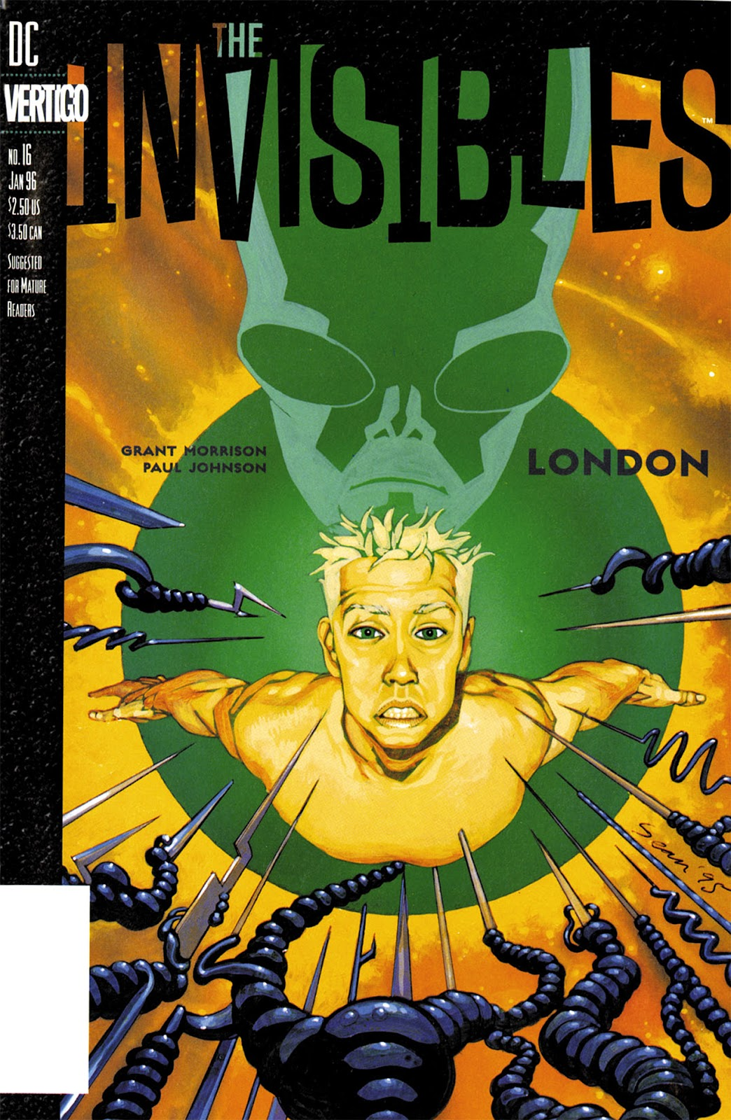 The Invisibles (1994) issue 16 - Page 1