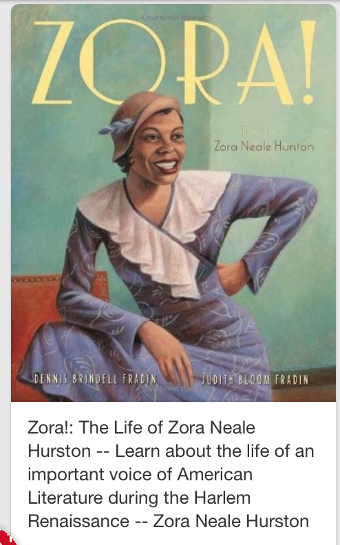 turtle learning is african american history month zora  to show her imagination at work from a young age here are quotes from the digital archive i was born in a negro town