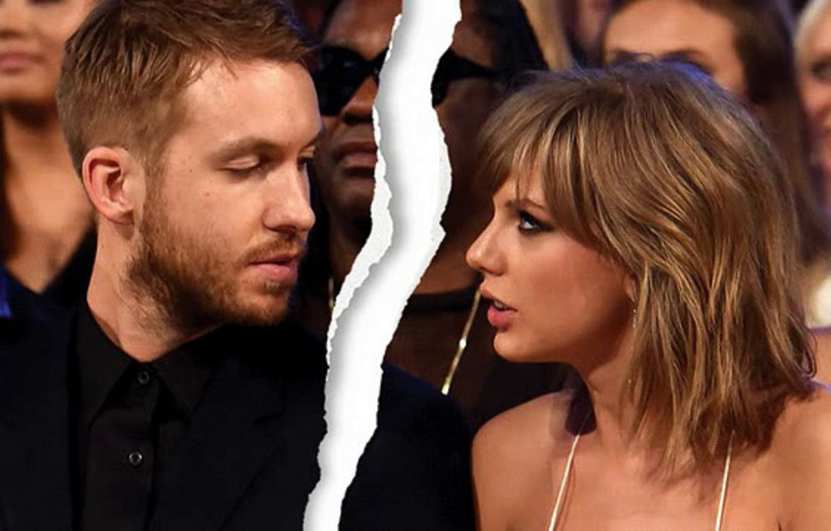 Calvin Harris Taylor Swift Break Up