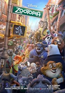 Review - Zootopia: Essa Cidade é o Bicho